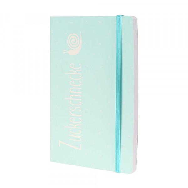Notebook - Zuckerschnecke