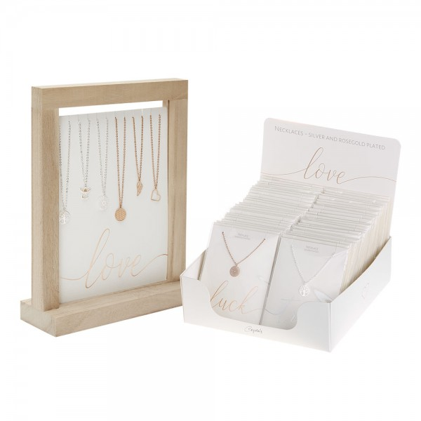 Display Package Necklaces
