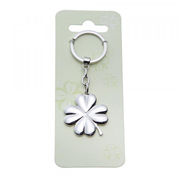 Schlüsselanhänger - Kleeblatt