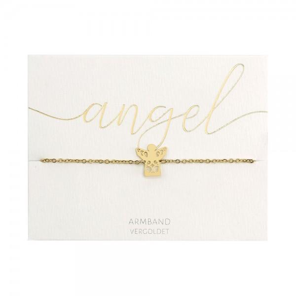 Bracelet - Gold Plated - Angel