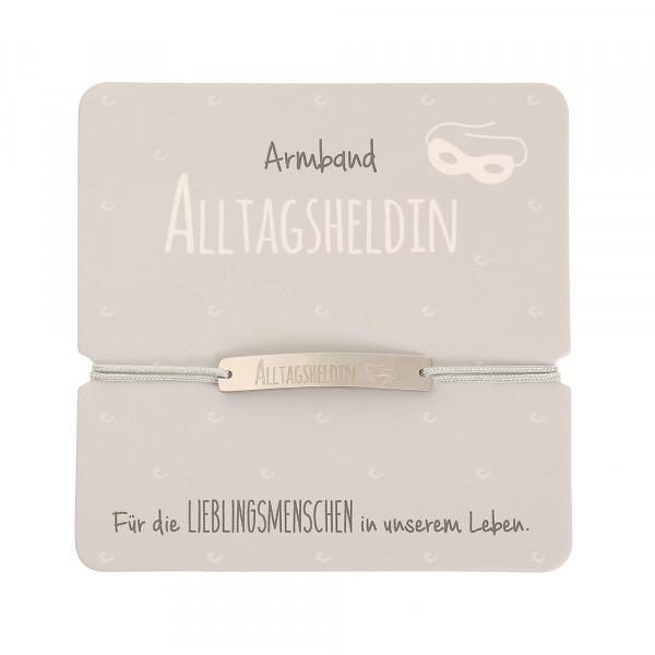 Armband - Alltagsheldin