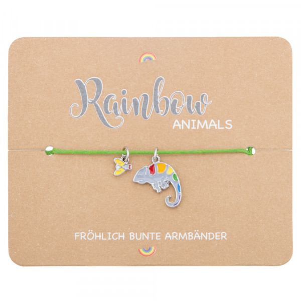 "Rainbow Animals ""Chamäleon"""