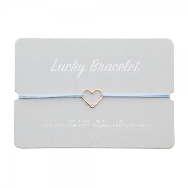 Lucky Bracelet - Heart