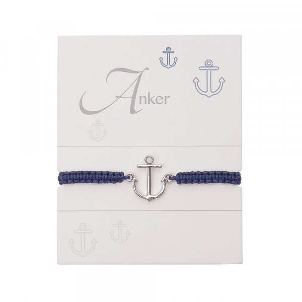 "Knotted Bracelet ""Anchor"""