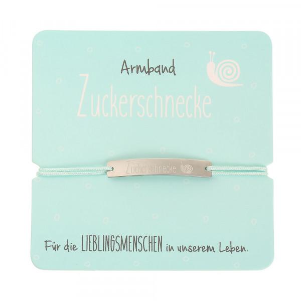 Armband - Zuckerschnecke