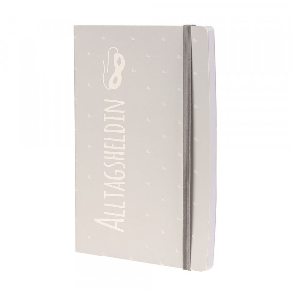 Notizbuch - Alltagsheldin