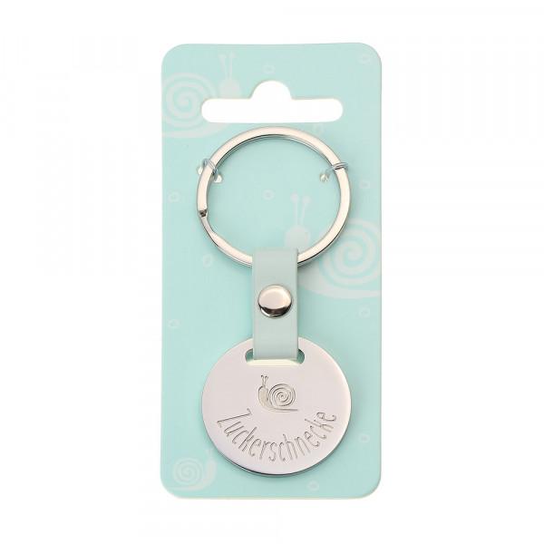 Schlüsselanhänger kurz - Zuckerschnecke