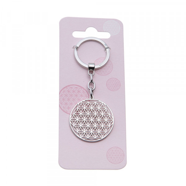 Key Chain - Flower Of Life