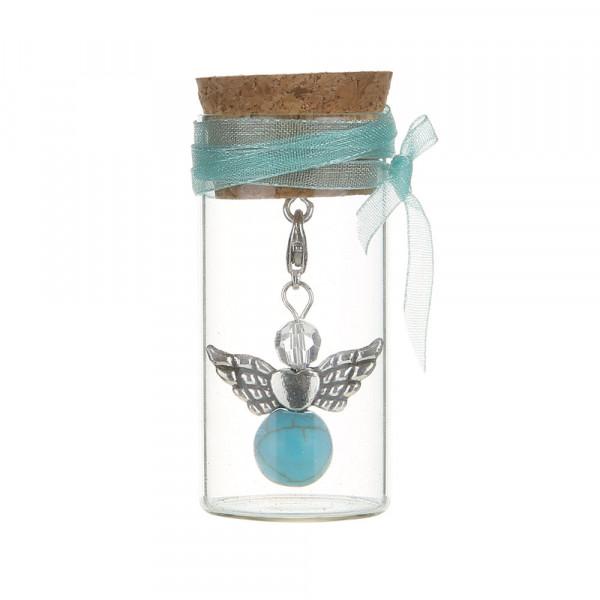 Engel im Glas - Magnesit