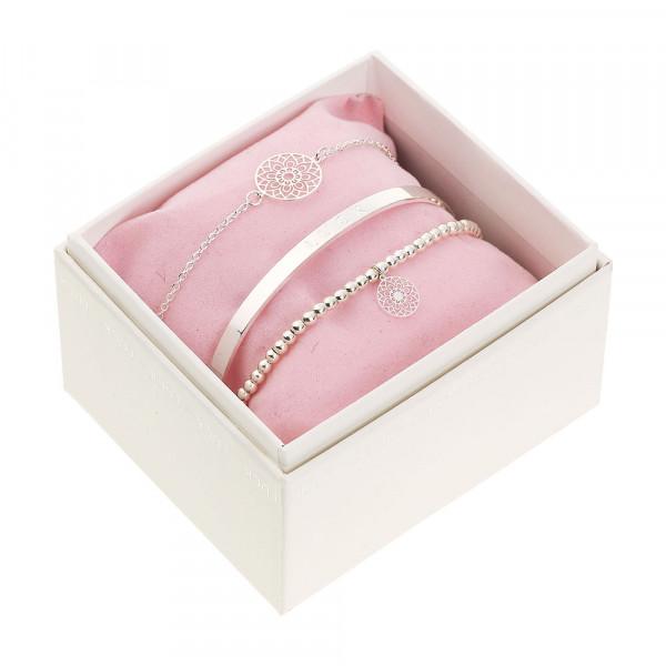 Gift Set Bracelets - Mandala Of Luck