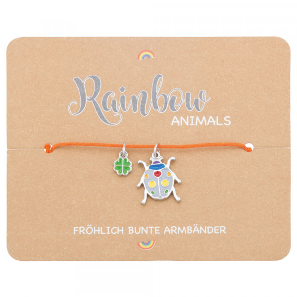 "Rainbow Animals ""Marienkäfer"""