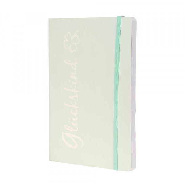 Notebook - Glückskind